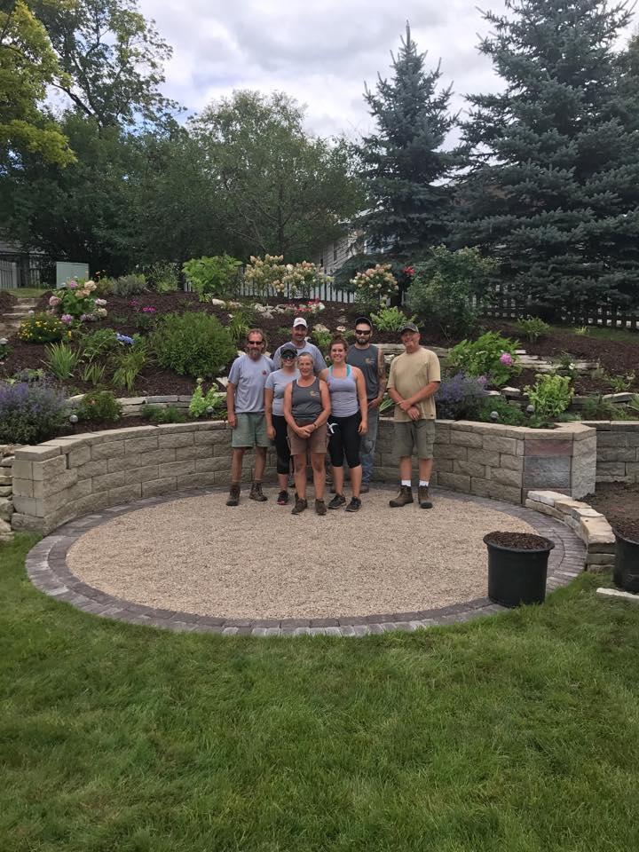 Our Landscape Crew